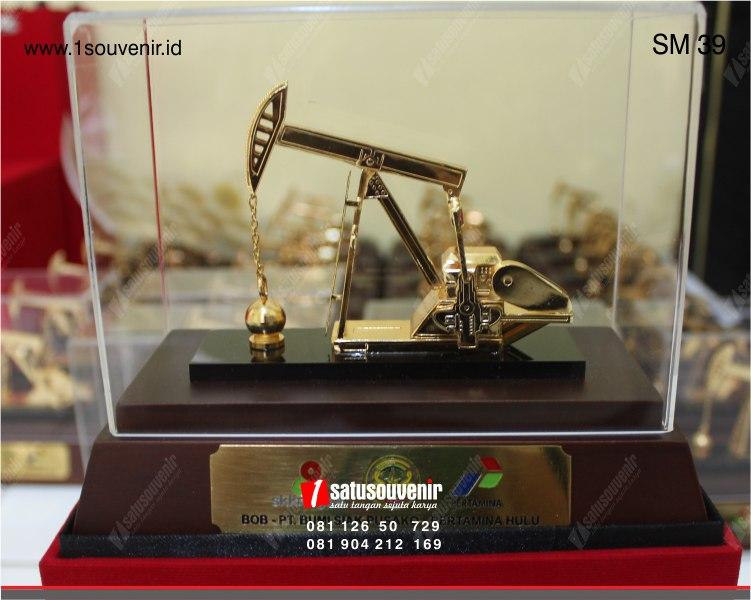 Souvenir Miniatur Ekslusif dan Berkualitas