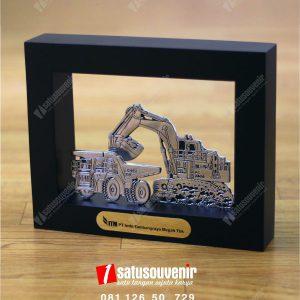 souvenir perusahaan pt indo tambangraya megah