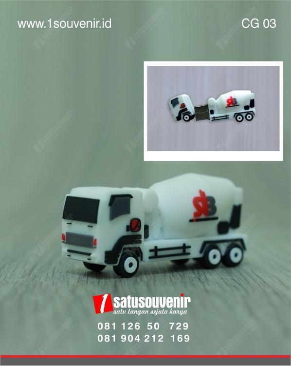 corporate gift truk flashdisk