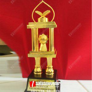 Piala MTQ Bergilir Kabupaten Tulang Bawang
