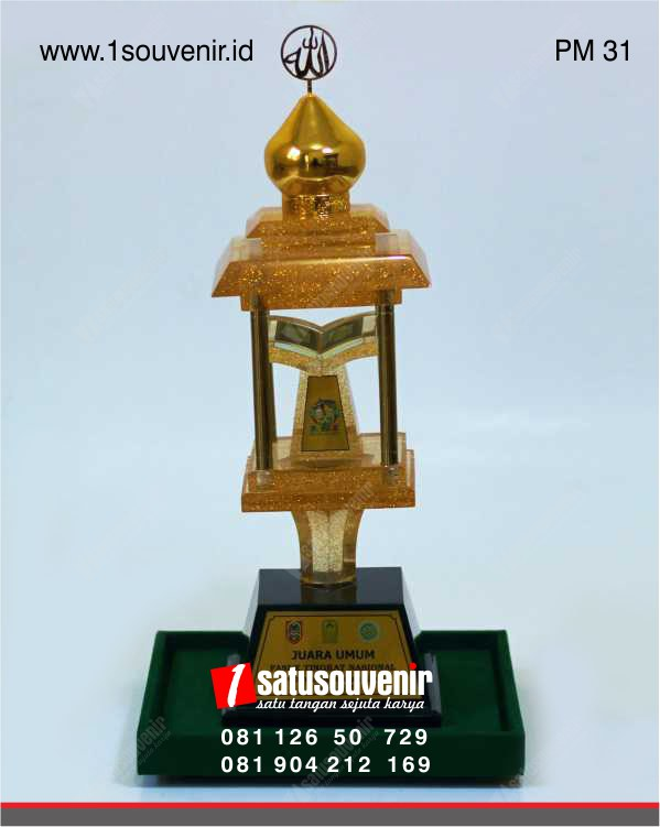 Piala MTQ Juara Umum FASI Kalimantan
